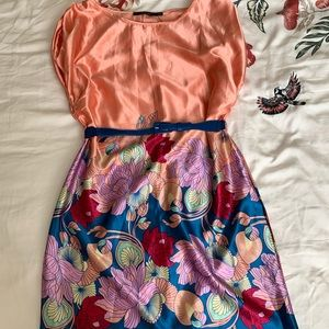 FINAL SALE Mini Dress Vertigo Size XS